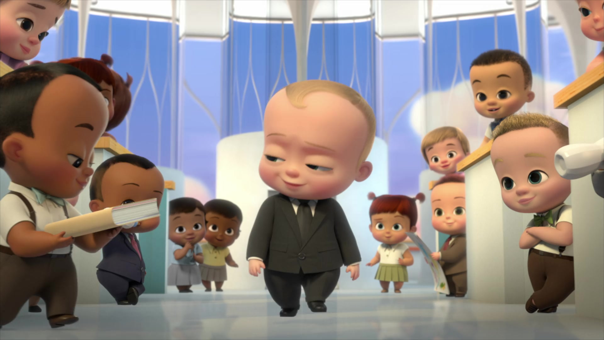 The Boss Baby: Back in Business S02E01 / AvaxHome