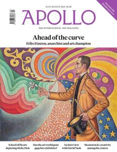 Apollo Magazine – July 2019