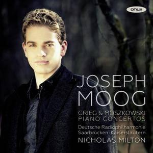 Joseph Moog - Grieg & Moszkowski: Piano Concertos (2015) [TR24][OF]