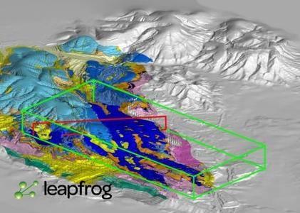 ARANZ Geo Leapfrog Geothermal 3.2.0