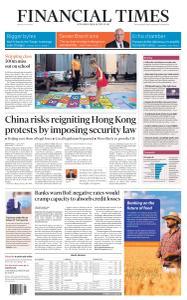 Financial Times UK - May 22, 2020