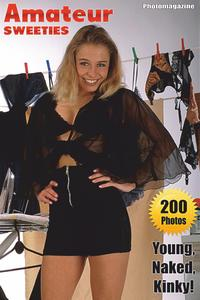 Sex Amateurs UK Adult Photo Magazine - October 2020