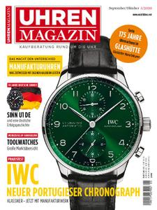 Uhren-Magazin - September 2020