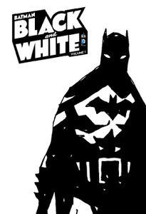 Batman Black And White T01