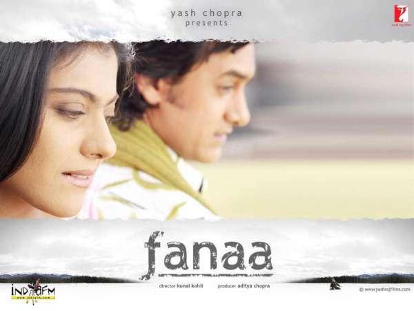 Fanaa OST Soundtrack 2006