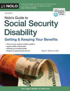 Nolo's Guide to Social Security Disability (8th Edition)