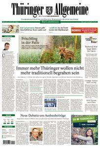 Thüringer Allgemeine Bad Langensalza - 04. April 2018