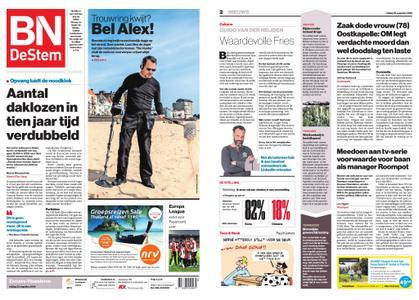 BN DeStem - Zeeuws-Vlaanderen – 23 augustus 2019