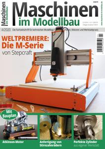 Maschinen im Modellbau – 17 Juni 2020