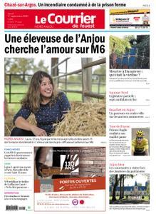 Le Courrier de l'Ouest Nord Anjou – 17 septembre 2020