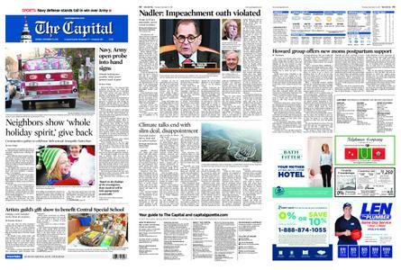 The Capital – December 16, 2019
