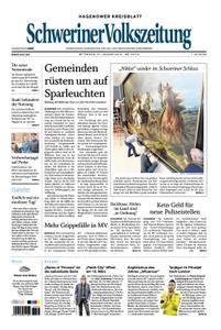 Schweriner Volkszeitung Hagenower Kreisblatt - 31. Januar 2018