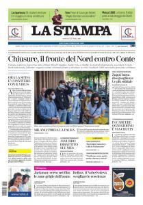 La Stampa Torino Provincia e Canavese - 12 Aprile 2020
