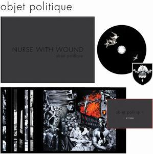 Nurse With Wound - Objet Politique (EP) (2019)