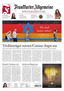 Frankfurter Allgemeine Sonntags Zeitung - 23 Mai 2021