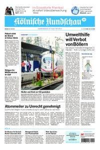 Kölnische Rundschau Wipperfürth/Lindlar – 30. Juli 2019