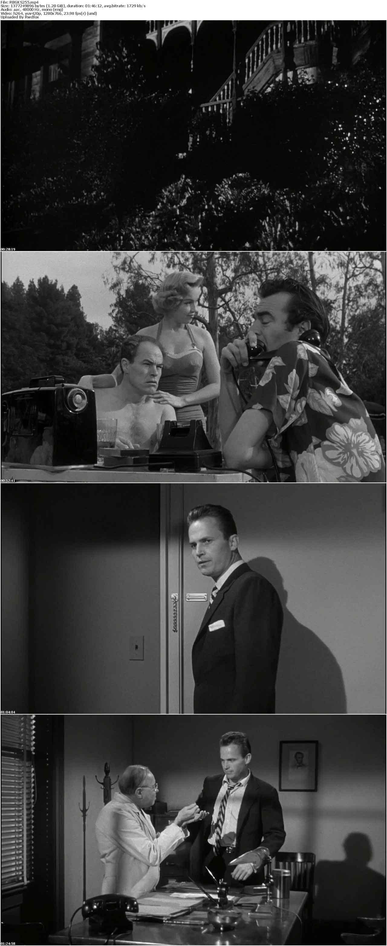 Kiss Me Deadly (1955)