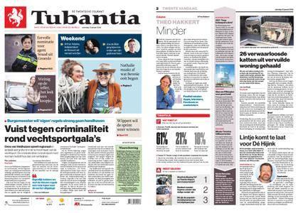 Tubantia - Enschede – 13 januari 2018