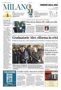 Corriere della Sera Milano - 3 Luglio 2018