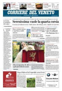 Corriere del Veneto Padova e Rovigo - 31 Ottobre 2017