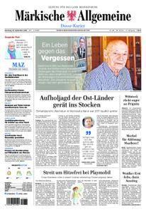 Märkische Allgemeine Dosse Kurier - 18. September 2018