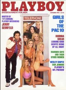 Playboy October 1993