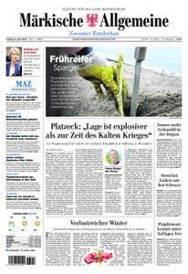 Märkische Allgemeine Zossener Rundschau - 06. April 2018