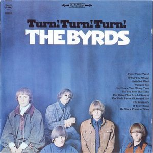 The Byrds - Turn! Turn! Turn! (1965) [remastered & expanded, 1996]    re-up 