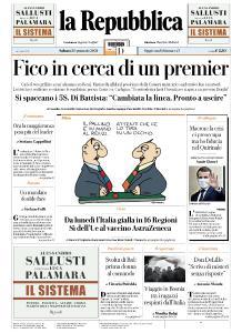 la Repubblica - 30 Gennaio 2021