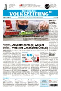Kölnische Rundschau Oberbergischer Kreis – 25. November 2020