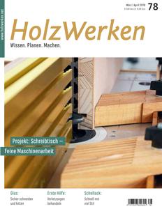 HolzWerken - März/April 2019