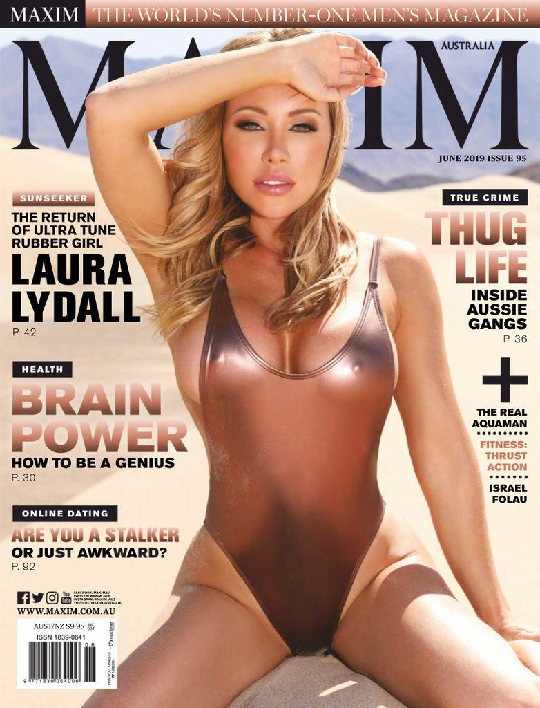 Maxim Australia - June 2019