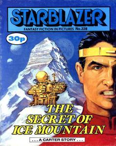 Starblazer 228 - The Secret of Ice Mountain [1988] (neercs)