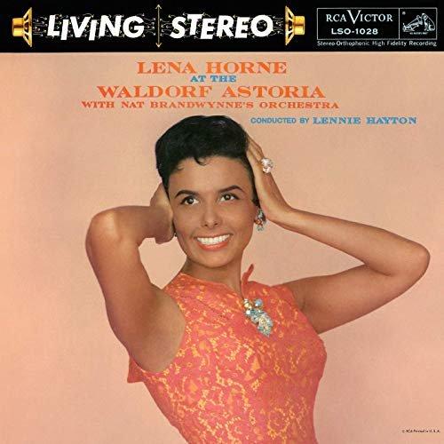 Lena Horne - At The Waldorf Astoria (Live) (1958/2019)