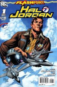 Flashpoint - Hal Jordan #1 (of 3) (2011)