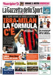 La Gazzetta dello Sport – 24 novembre 2018