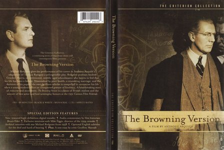 The Browning Version (1951) [The Criterion Collection #294][Re-UP]