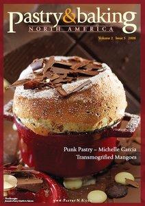 Pastry & Baking Magazine - Volume 2, Issue 5 2008 (North America)