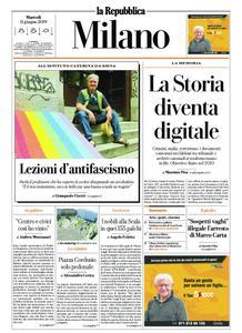 la Repubblica Milano – 11 giugno 2019