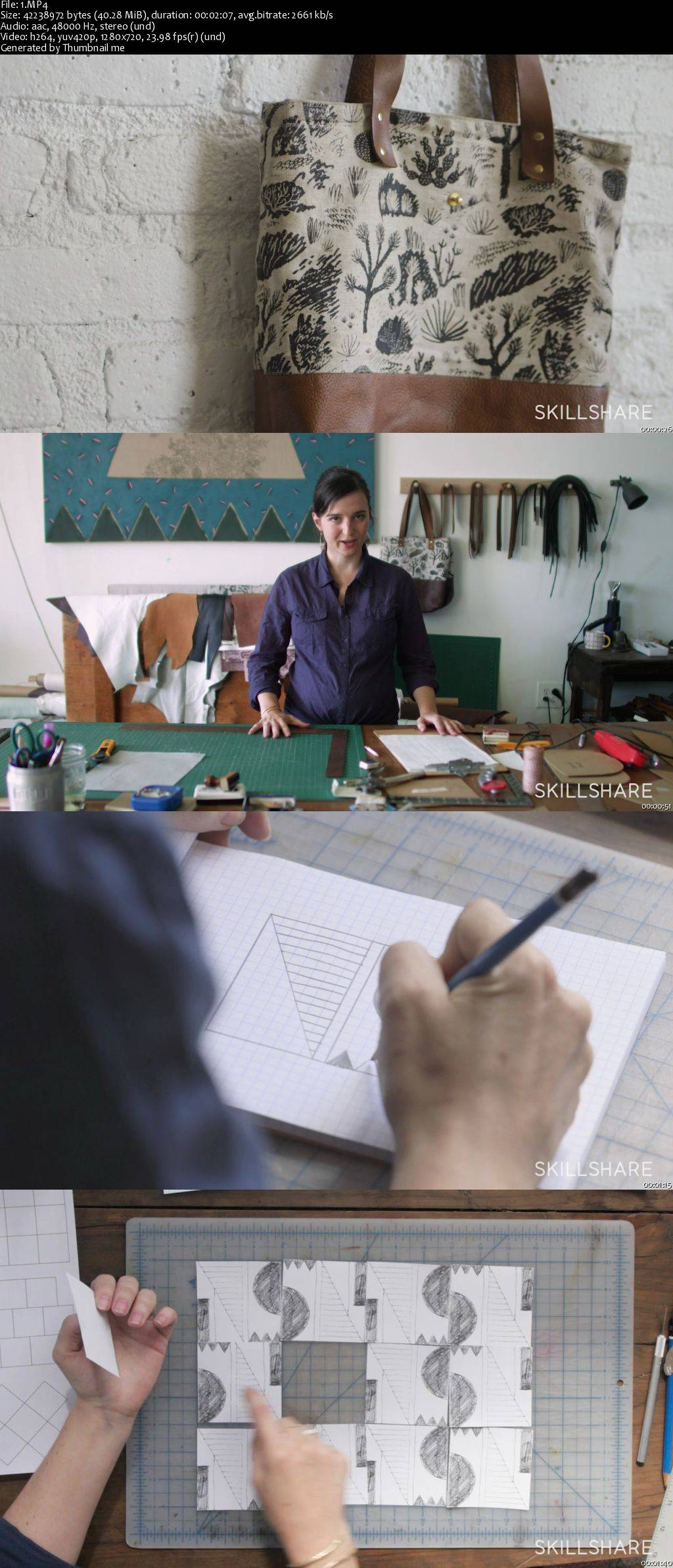 Patterns By Hand: Sketch a Geometric Design