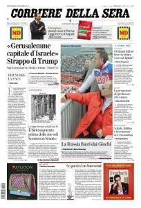 Corriere della Sera - 6 Dicembre 2017