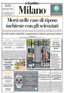 la Repubblica Milano - 15 Aprile 2020