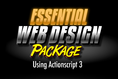 Cartoon Smart: Essential Web Design Package Using Actionscript 3