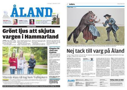 Ålandstidningen – 05 oktober 2019