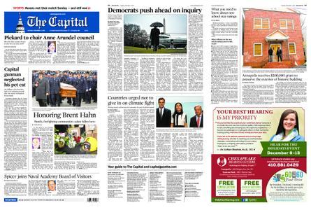 The Capital – December 03, 2019