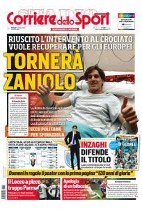 Corriere dello Sport Roma - 14 Gennaio 2020