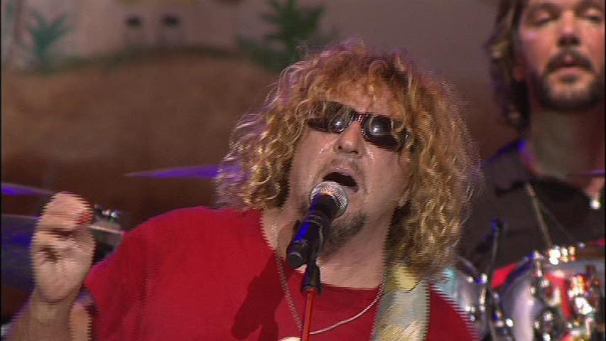 Sammy And The Wabos - Livin' It Up! In St. Louis 2006 DVD (2007)