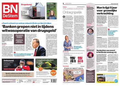 BN DeStem - Bergen op Zoom – 25 oktober 2019