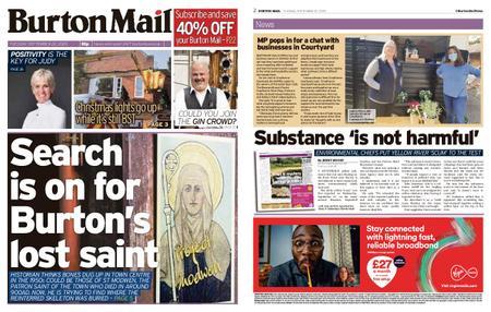 Burton Mail – September 22, 2020