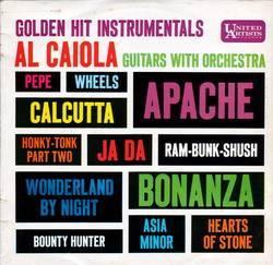 Al Caiola - Golden Hit Instrumentals